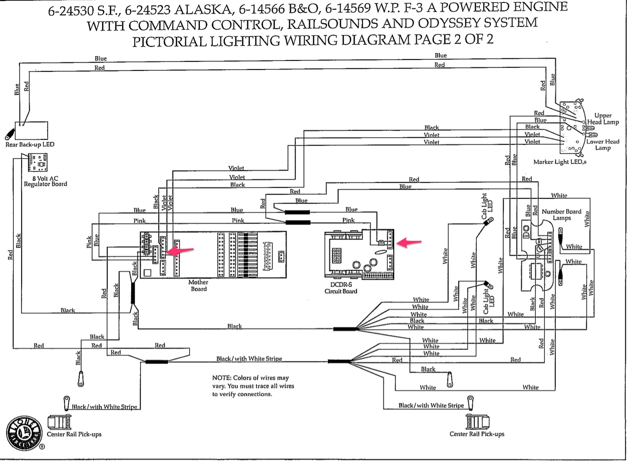 mitsubishi galant engine wiring diagrams trying to interface lionel lighting pcbs with cruise ...
